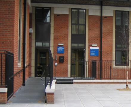 Millbank-medical-centre-front-entrance